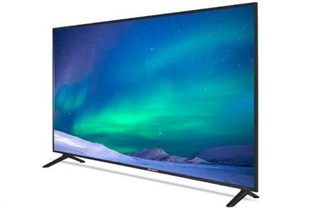 indian smart television brand