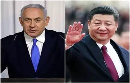 china  s friendship with saudi iran  israel in tension