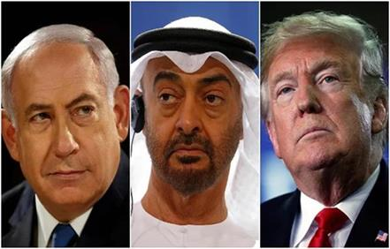 trump announces historic peace deal between israel and uae