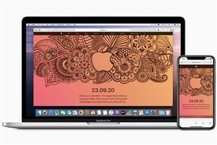 apple brings online store to india on september 2