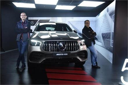 mercedes amg gle 53 coupe 4matic launched in india