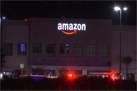shooting at amazon center in the us 1 killed