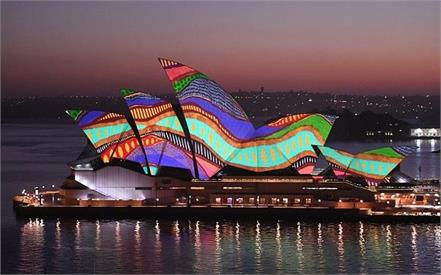 australia day  sydney opera house