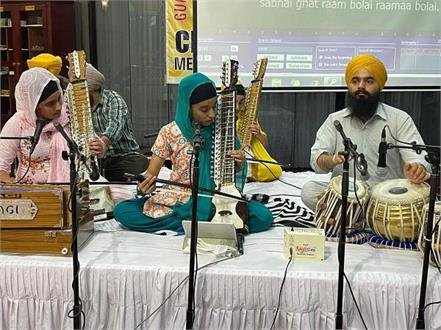 melbourne  guru gobind singh maharaj