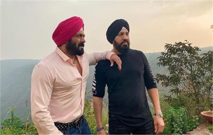 salman khan and shera viral turban look