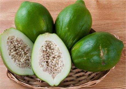 raw papaya  diabetes  weight gain  immune   liver