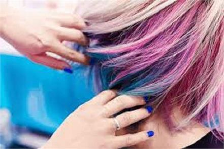 beauty tips home remedies before coloring your hair there will be no har
