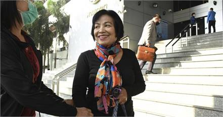 woman convicted of insulting thailands king sentenced to record 43 years