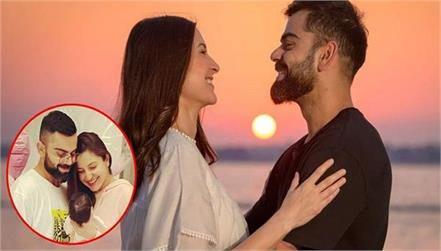anushka sharma daughter wamika virat kohli match ahmedabad