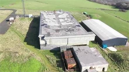 uk underground bunkers