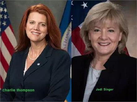 nasa women dominance
