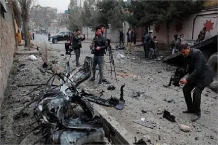 afghanistan news gunmen kill many people doctor killed in bomb blast
