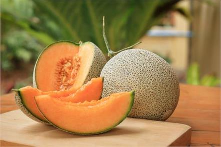 melons increase eyesight as well as strengthen bones