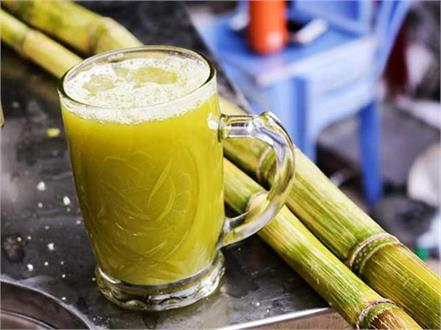 sugarcane juice keeps the body cool in summer and relieves many problems