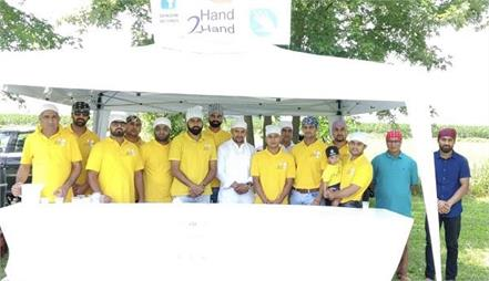 italy  hand to hand organization