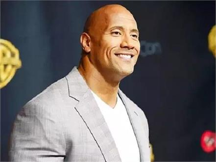 dwayne johnson  president post