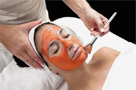 beauty tips  carrot face pack relieves dry and lifeless skin