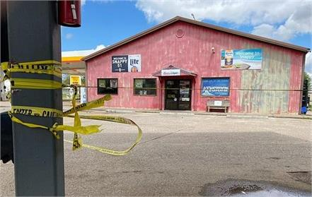 firing in missouri convenience store in america one killed