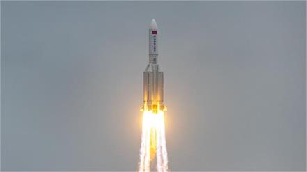 china has refused to comment on the wreckage of its space rocket