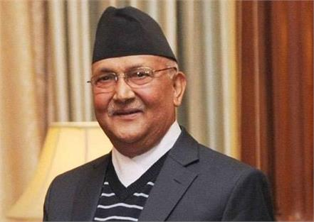 kp sharma oli majority nepal india