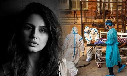 huma qureshi build temporary hospital facility in delhi