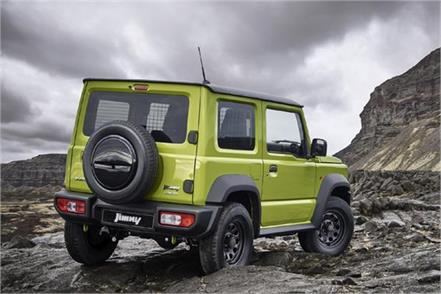 suzuki jimny may launch in india