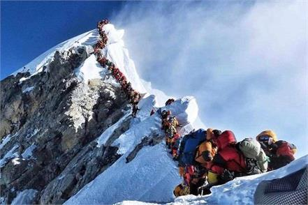 nepal  corona patients  mountaineering