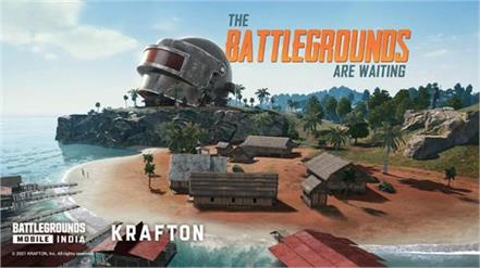 battlegrounds mobile india teases with sanhok map