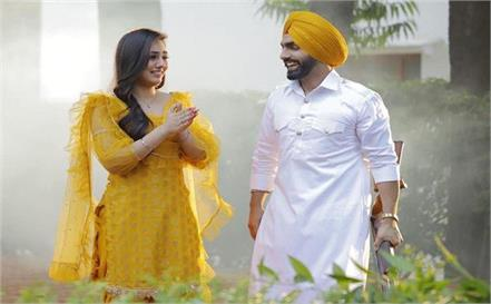raj brar daughter savitaz brar announced movie with ranjit bawa