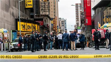 us three people injured after gunfire at new york city times square