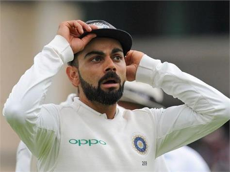 indian captain also reached the top  near kohli