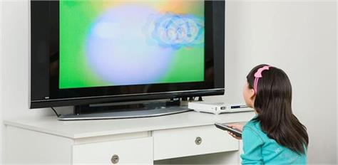 tv and mobile harmful kid  s brain