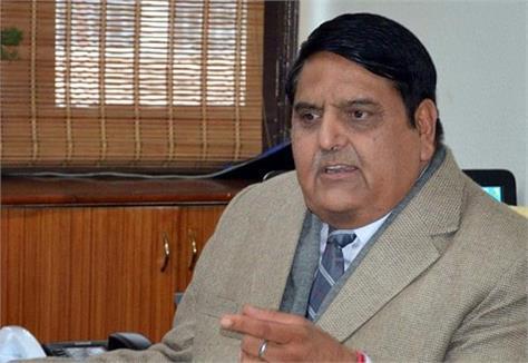 bb vyas quits as advisor to j k governor