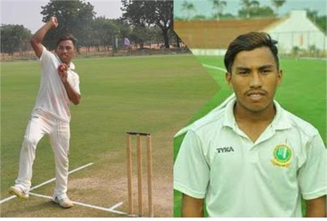 rex created history by manipuri  taking 10 wickets in one innings