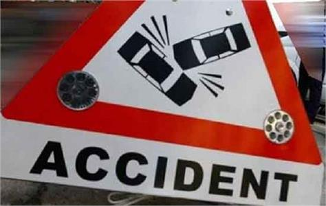 road accident 3 peoples dead