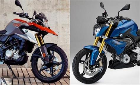 bmw launches two new sports bikes in india