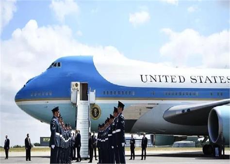 trump  airforce one