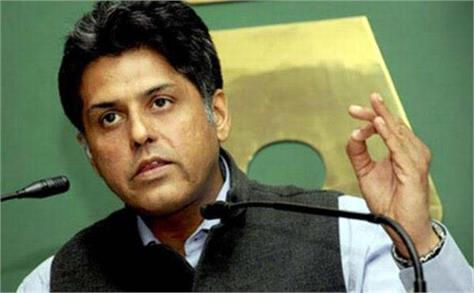 manish tewari parliament winter session demand