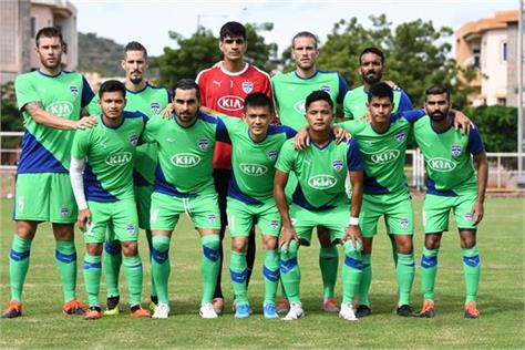 the name of the isl consistency is bangalore fc