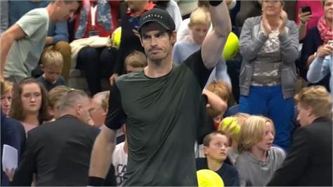 andy murray beats ugo humbert and enter the european open final