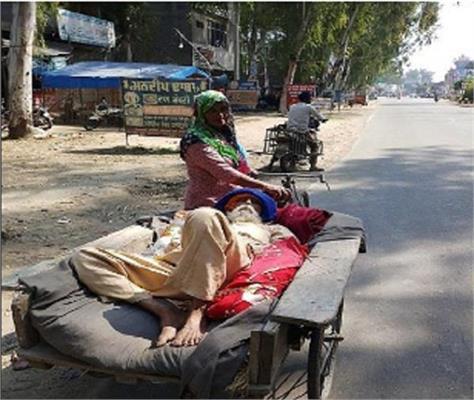 karva chauth  husband  treatment