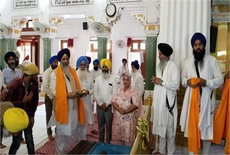 shiromani gurdwara parbandhak committee  gobind singh longowal