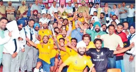 indian oil surjit hockey tournament