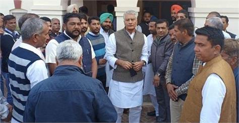 patiala  officers discretion  sunil jakhar