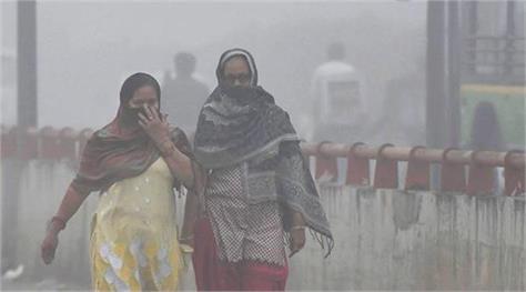 air pollution begins to grow again in delhi
