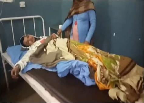 hoshiarpur injured garhshankar