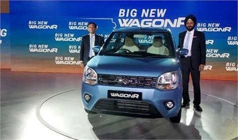2019 maruti suzuki wagon r launched in india