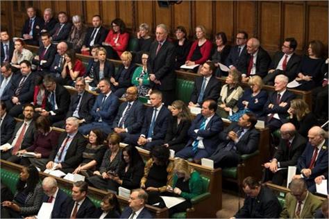 british mps vote brexit process