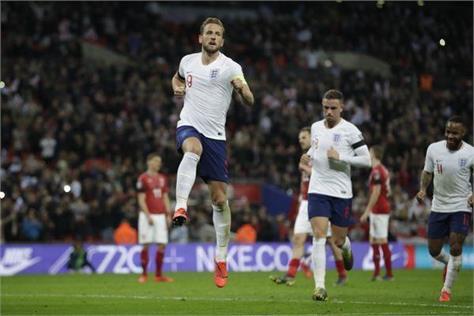 euro 2020 qualifying tournament england vs montenegro match report