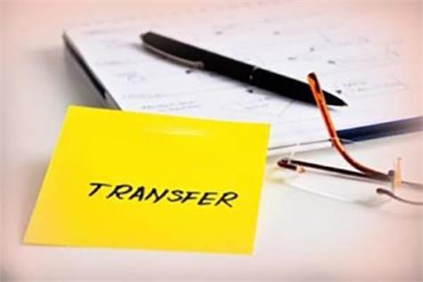 election commission  sdm  transfer